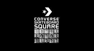Converse - Skateboard Square