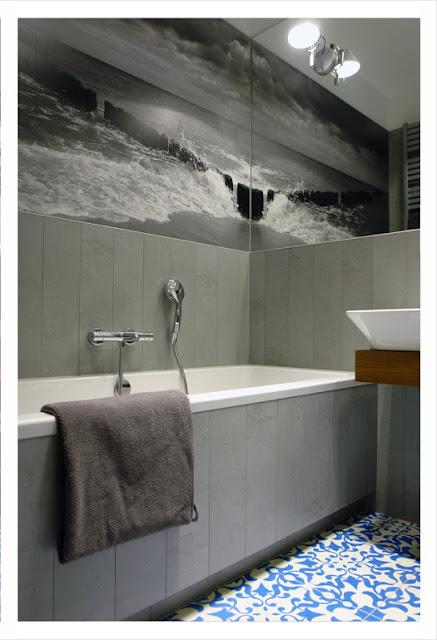 Sonar En Un Baño Orinando:UN BAÑO DIFERENTE