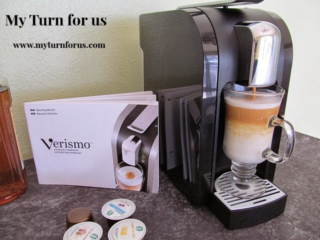Verismo Coffee System Giveaway