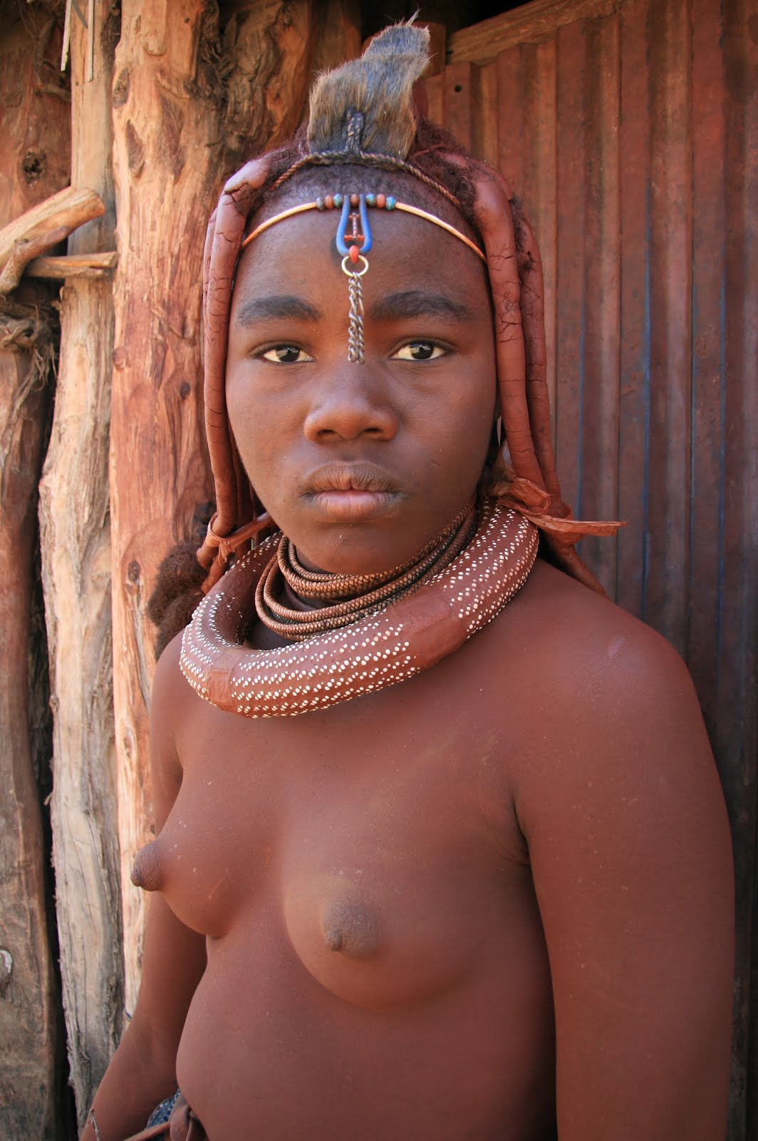Photo Himba Teen Tits