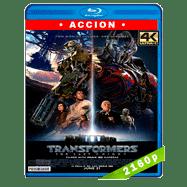 Transformers: El último caballero (2017) 4K UHD Audio Dual Latino-Ingles