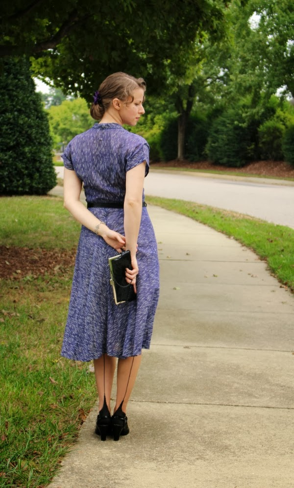 Swing Style Vintage Outfit #1940s #swing #fashion #40s #style #vintage