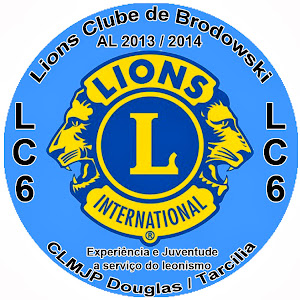 LIONS CLUBE DE BRODOWSKI - AL 2013/2014