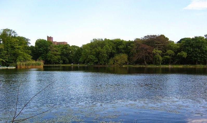 Prospect Park em Nova York