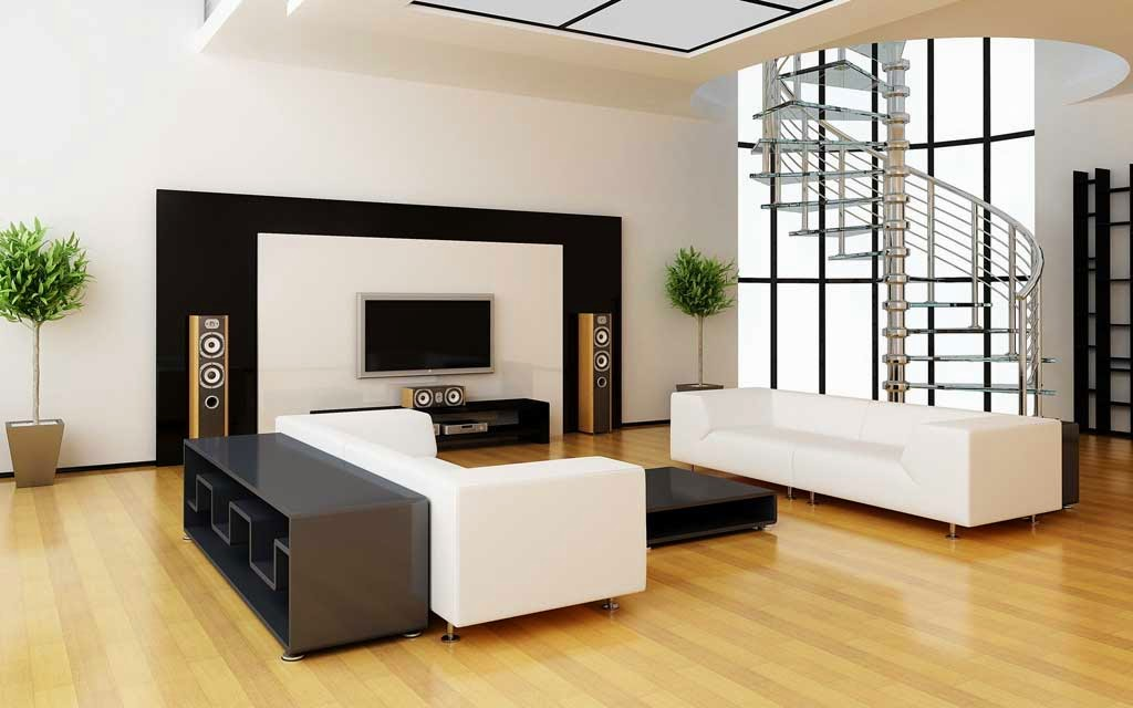 Decorating-Room-Family-Home-Minimalist-Small