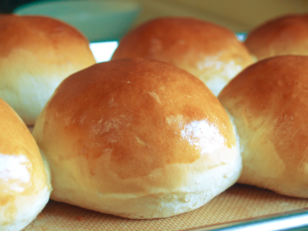 Hungry Hungry Highness Brioche Buns
