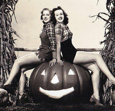 Thelma Todd Happy Halloween