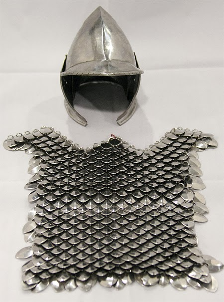Beautiful Armor For Guinea Pigs