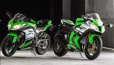 Motor Kawasaki Terbaru 2015