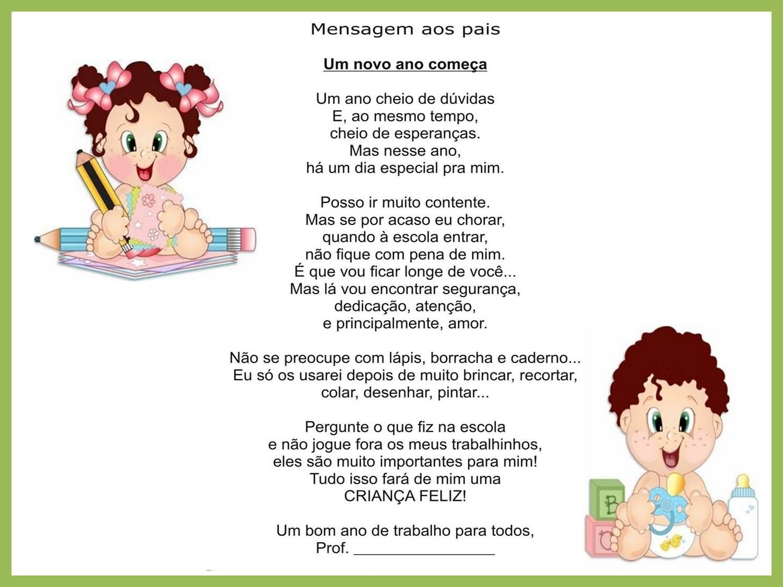 Tag Frases Para O Primeiro Dia De Aula Maternal