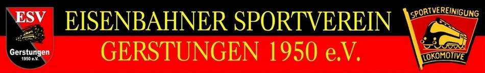 Offizielle Homepage des ESV Gerstungen