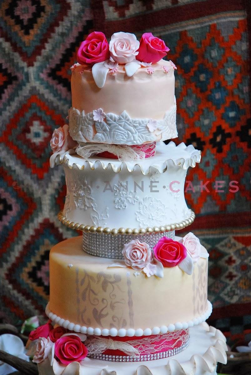 Heb Wedding Cakes 72 Elegant Nog even de bovenste
