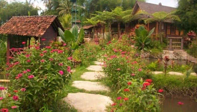 Eloknya Desa Wisata Ketingan