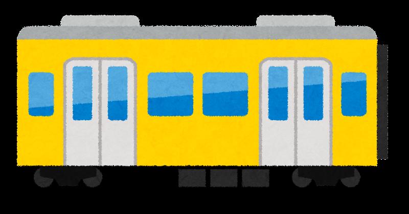 イラスト イラスト 無料 電車 : 西武鉄道の電車のイラスト ...