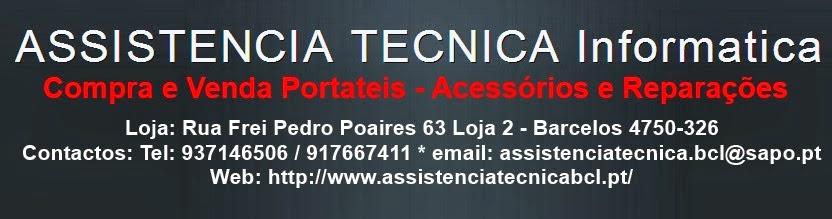Assistência Técnica Informatica