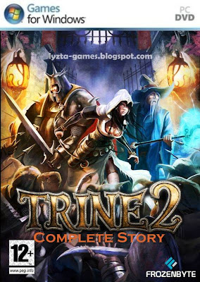 Trine 2: Complete Story PC Cover