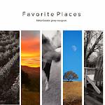 Favorite Places - Facebook Event Page