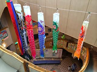 児童館ヒマワリ こどもの日フェスティバル