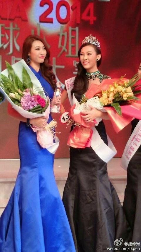 Miss Universe China 2014