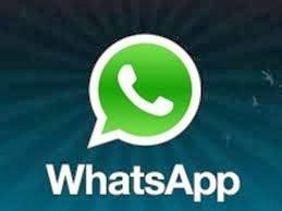 Logo de la aplicación para teléfonos móviles whatsapp