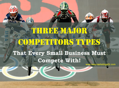 small business competitors types