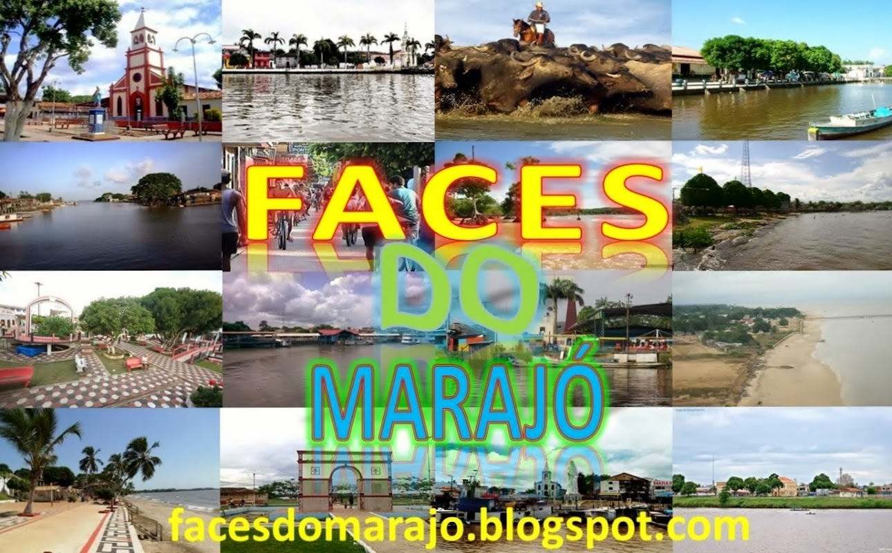 Faces do Marajó