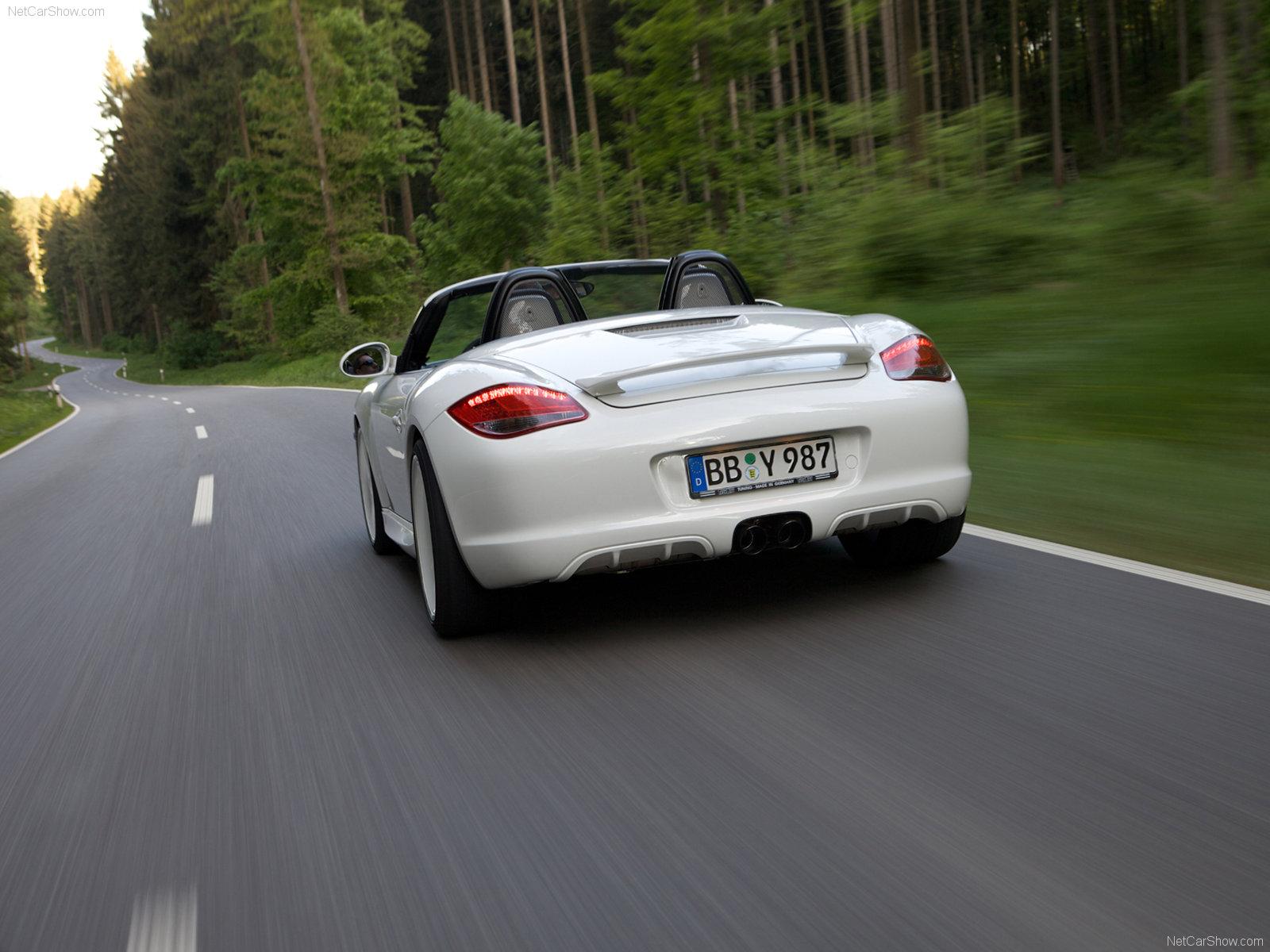 Hình ảnh xe ô tô TechArt Porsche Boxster 2010 & nội ngoại thất