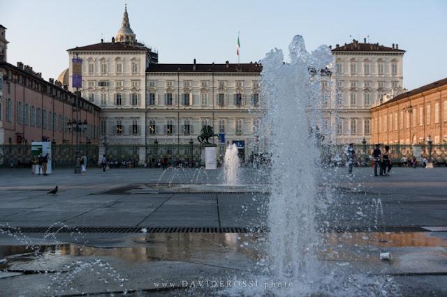 Piazza Castello / Torino