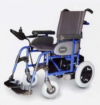 La sedia la sedia a rotelle for Vecchio in sedia a rotelle