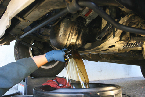 Choosing Car Engine Oil