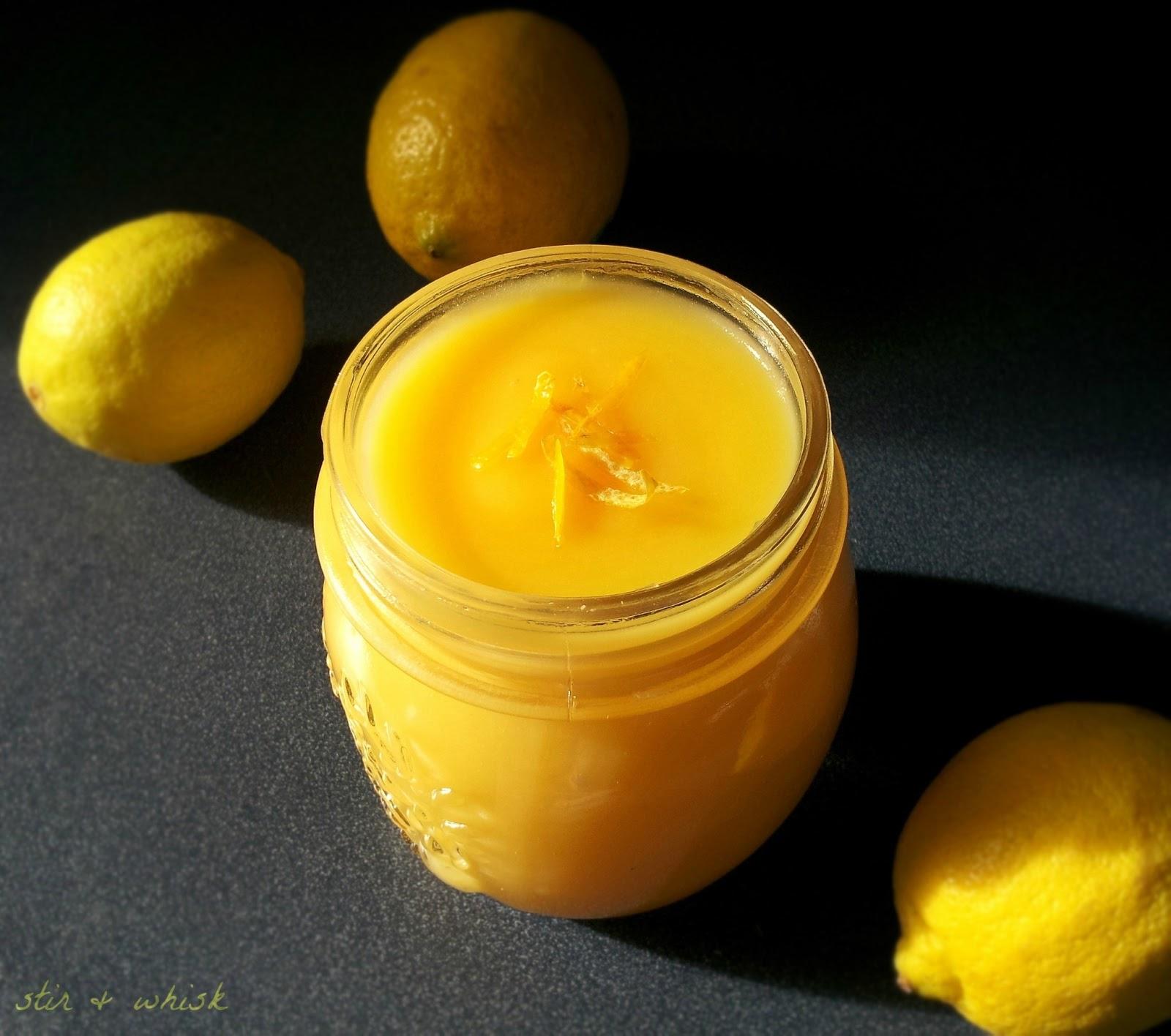 stir + whisk: Saucy Fridays: Lemon Curd