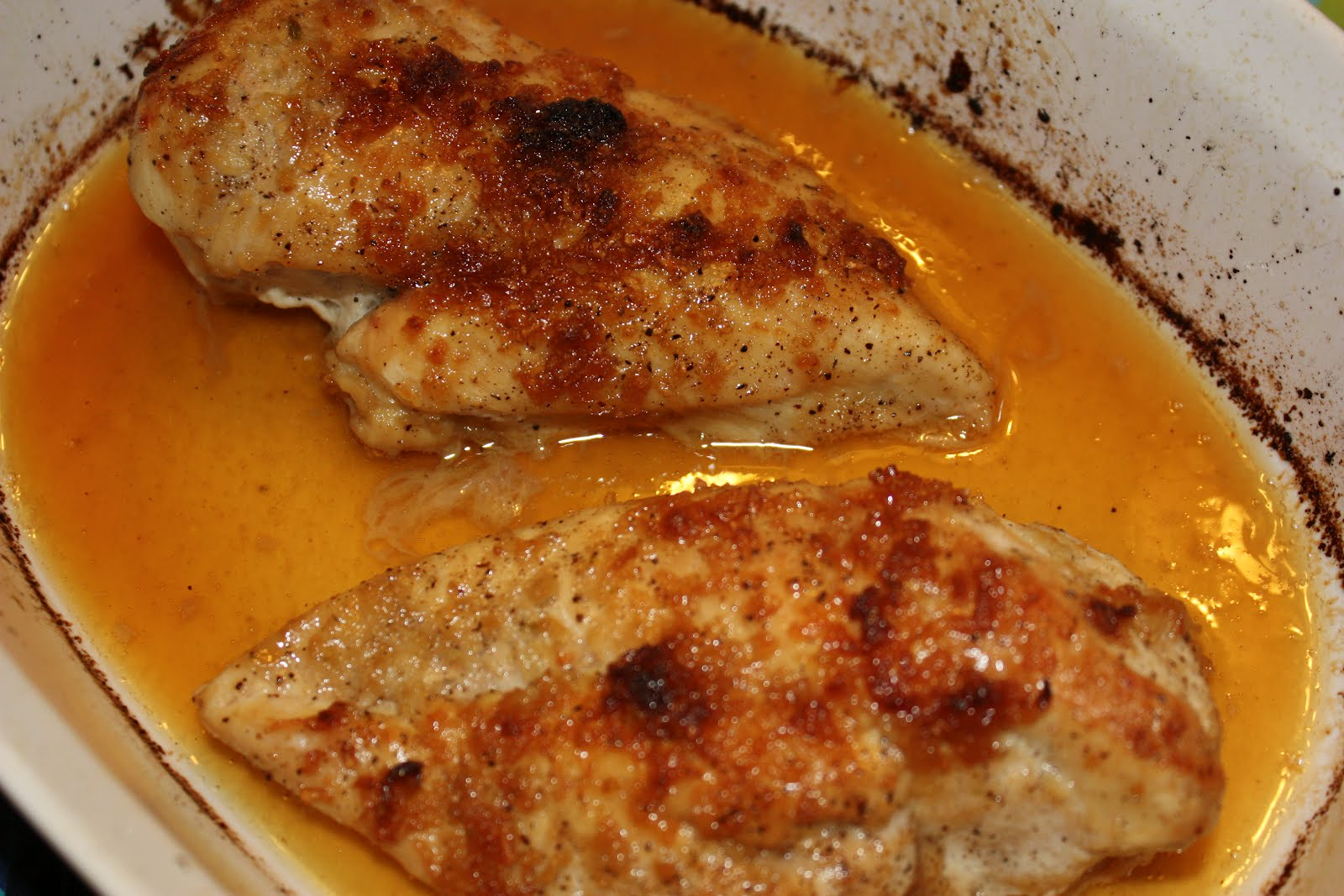 Southern Living Yankee: Easy Garlic Chicken