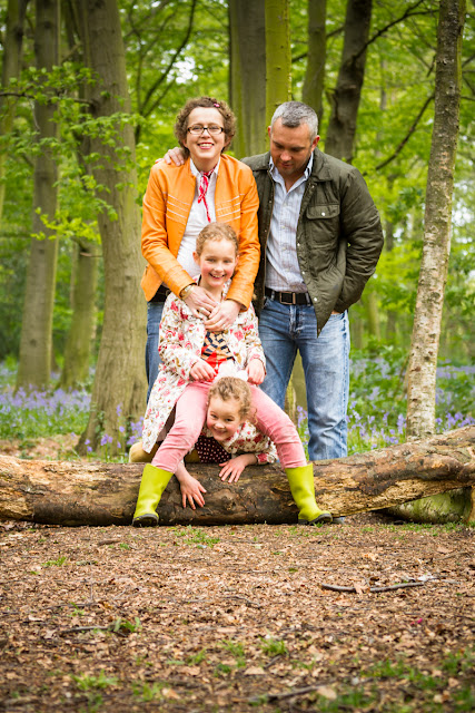 Family Photography at Wanstead Park