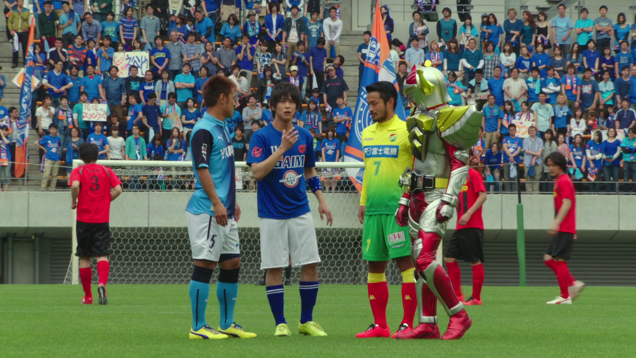 Some of the Japanese player cameos