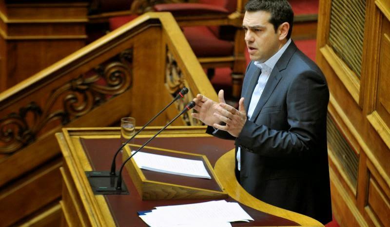 Αλ. Τσίπρας: Διαβεβαίωσε το κεφάλαιο ότι θα κινηθεί εντός της στρατηγικής που υπηρετεί την κερδοφορία του