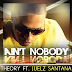 "Audio:  Theory ft Juelz Santana ""Ain't Nobody"""