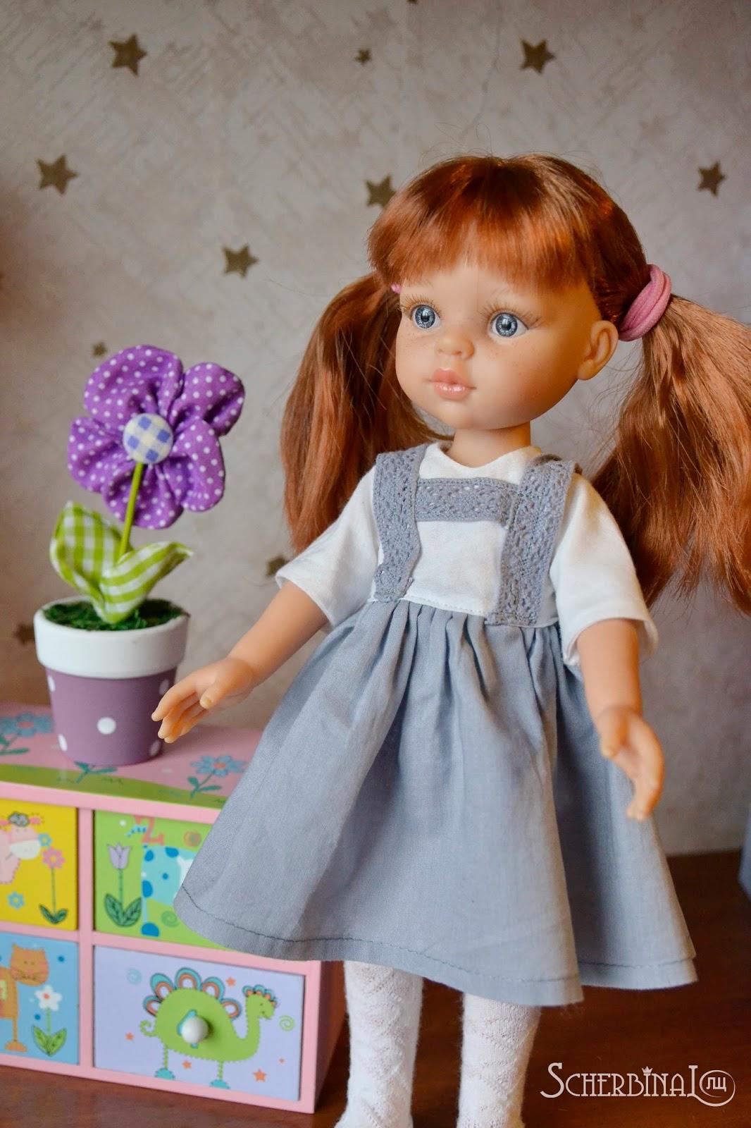 Игровые  куклы для девочек, Кристи Paola Reina