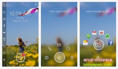 Start - LockScreen Keren untuk Android