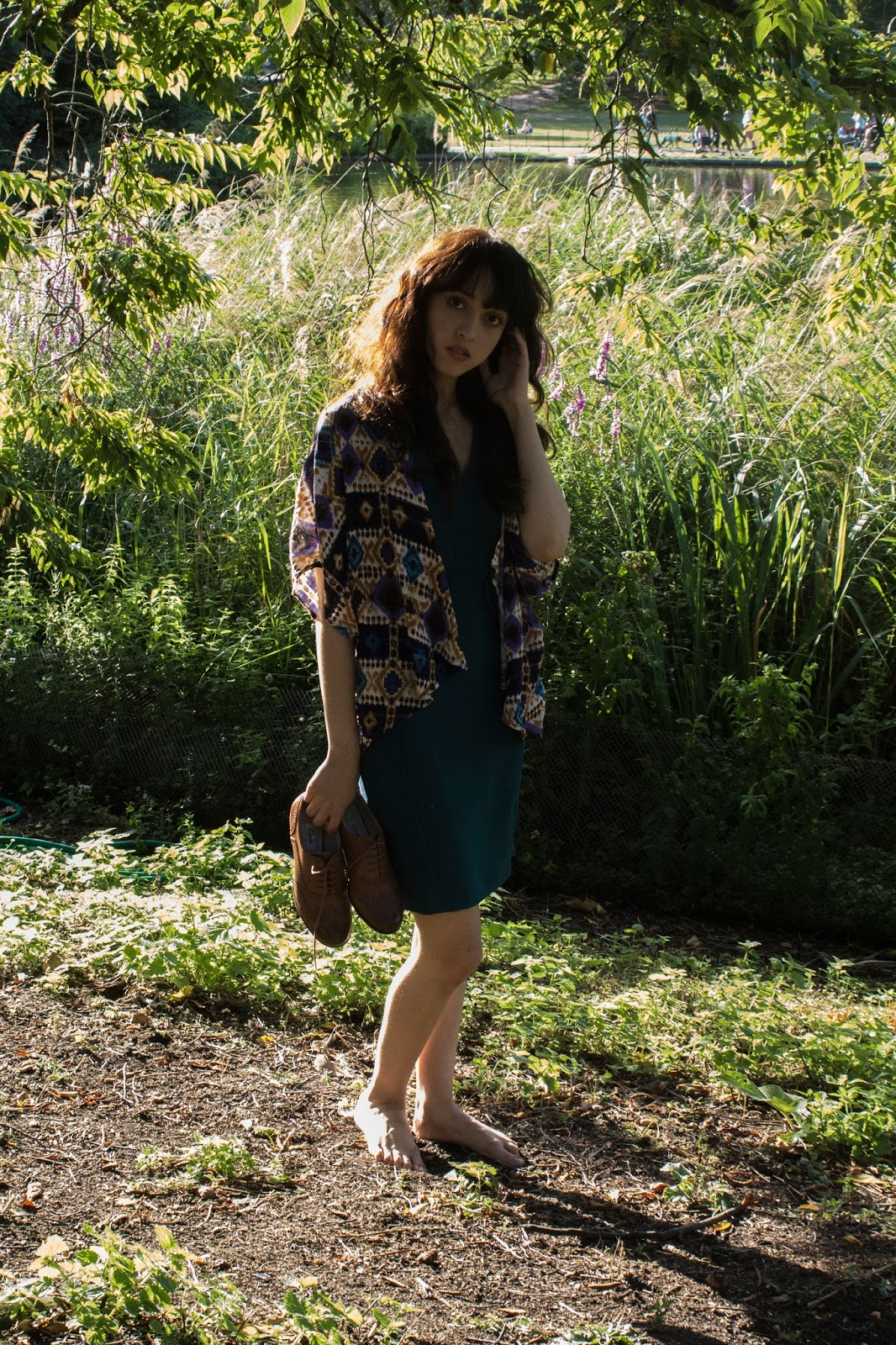 Zara Rosario shot and styled by Karina So. for Ses Rêveries September 2015 | Ses Rêveries