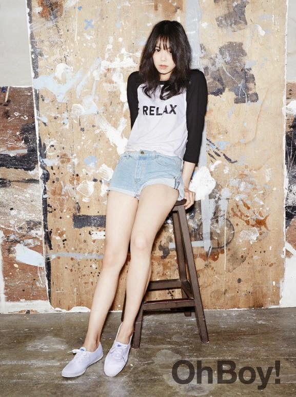 Kim Min Hee - Oh Boy! Vol. 47