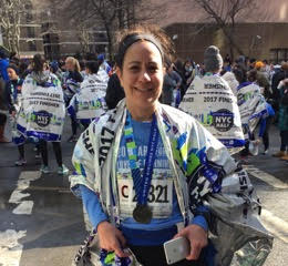 NYC Half Marathon 2017