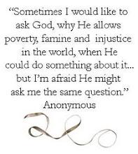 Anonymous quote:
