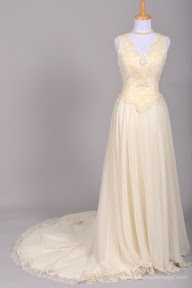 Alfred Angelo Vintage Wedding Dress