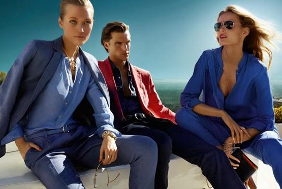 Massimo Dutti Primavera Verão 2014 colecão roupa feminina e masculina