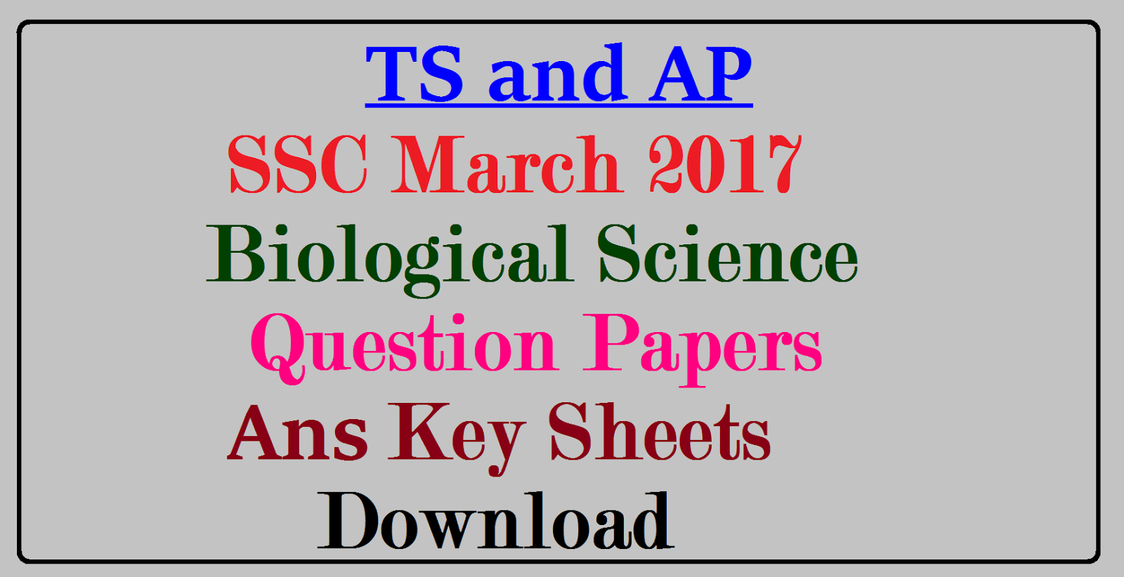 ap biology questions essay