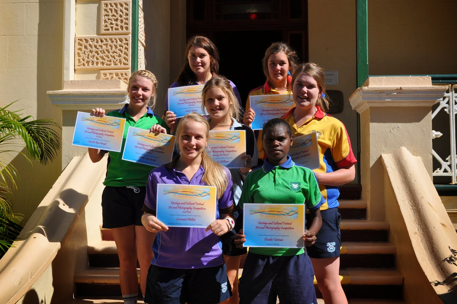 "Charters Towers 'Our Youth Our Future"" Art Competition"