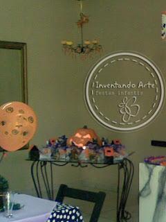 festa infantil ponta grossa helloween