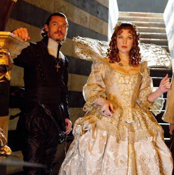 Три мушкетера франция 3 фильма