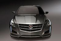 2014 Cadillac CTS Sedan front
