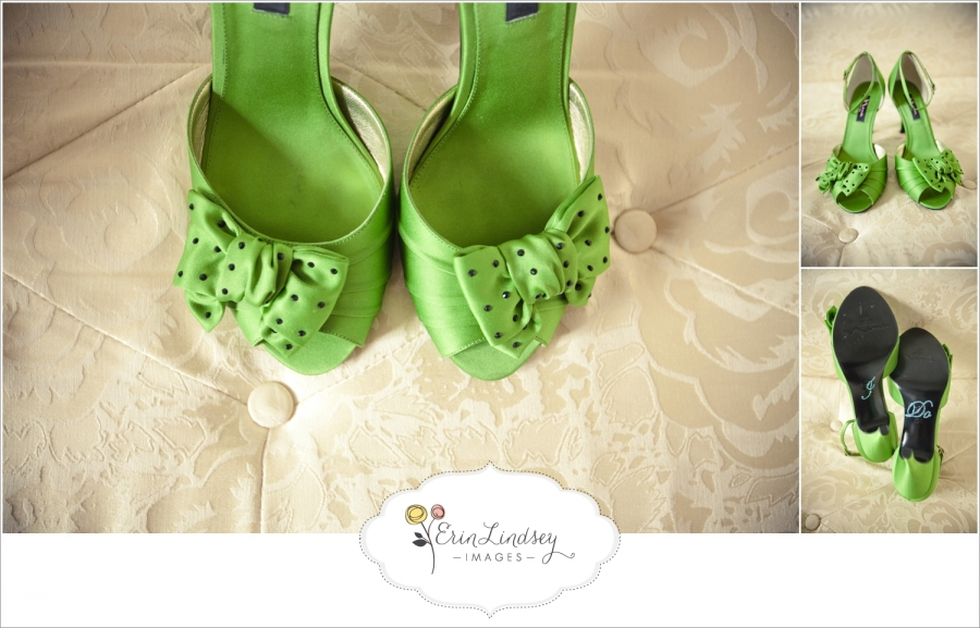 colored wedding shoes have your dream wedding